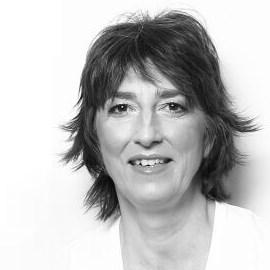 A photograph of Christel Kronig